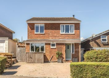 Brookside, Ashington, West Sussex RH20. 4 bed detached house