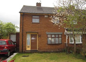 Thumbnail 2 bed property to rent in Cotswold Road, Wolverhampton