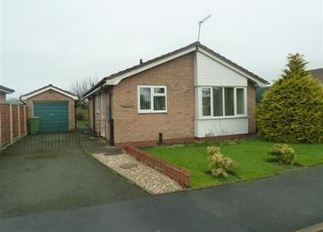 Thumbnail 2 bed detached bungalow to rent in 33 Trentham Road, Wem, Shropshire