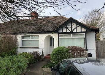 Thumbnail 3 bedroom semi-detached bungalow to rent in The Chase, Ickenham