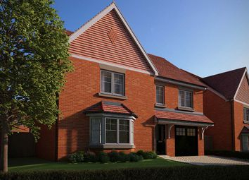"Thumbnail 5 bed detached house for sale in ""The Oak"" at Copsewood, Wokingham"