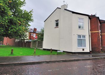 Thumbnail 2 bed end terrace house to rent in Mahood Street, Edgeley, Stockport