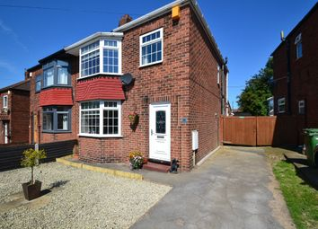 Thumbnail 3 bed semi-detached house for sale in Manor Farm Estate, South Elmsall, Pontefract