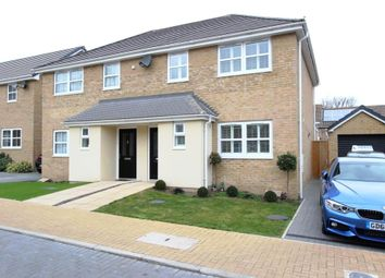 Thumbnail 3 bed semi-detached house for sale in St James Close, Deal