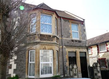 Thumbnail 2 bed flat for sale in Albert Road, Weston-Super-Mare, North Somerset
