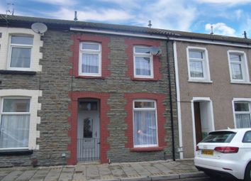 Thumbnail 2 bedroom terraced house for sale in Danygraig Street, Graig, Pontypridd