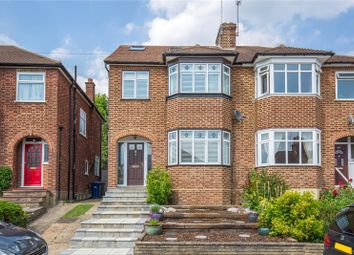 Thumbnail 4 bedroom semi-detached house for sale in Bosworth Road, Barnet, Hertfordshire