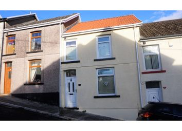Thumbnail 3 bed terraced house to rent in Fern Terrace, Tonypandy