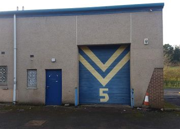 Thumbnail Light industrial to let in Unit 5, Linn Park Industrial Estate, Glasgow