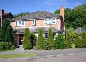 Thumbnail 4 bed detached house to rent in Stevenson Drive, Binfield, Bracknell