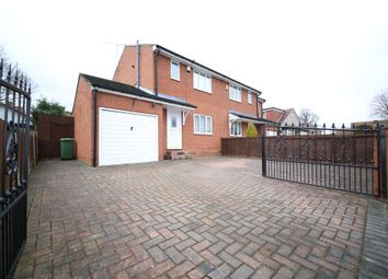 Thumbnail 3 bed semi-detached house to rent in Fearnville Mount, Oakwood, Leeds