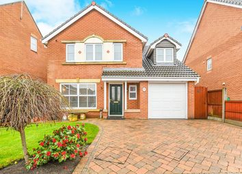 Thumbnail 5 bed detached house for sale in Rushmore Drive, Widnes
