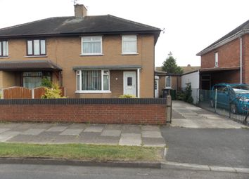 Thumbnail 3 bed semi-detached house for sale in Morrison Drive, New Rossington, Doncaster