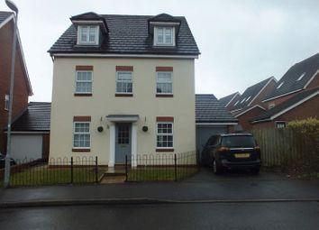 Thumbnail 5 bed detached house for sale in Linnett Grove, Packmoor, Stoke-On-Trent
