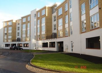Thumbnail 1 bed flat to rent in Fisgard Court, Admirals Way, Gravesend
