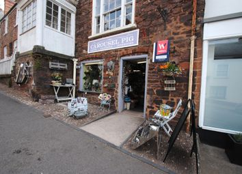 Thumbnail Retail premises for sale in 9 High Street, Wiveliscombe, Somerset