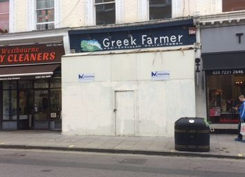 Thumbnail Retail premises to let in Westbourne Grove, London