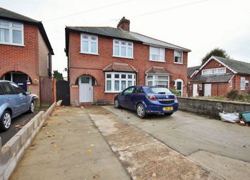 Thumbnail 3 bed semi-detached house for sale in Greenstead Road, Colchester, Essex