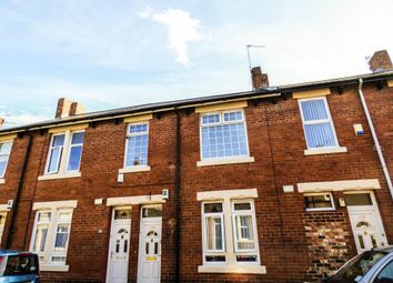 Thumbnail 3 bed flat for sale in Laurel Street, Wallsend