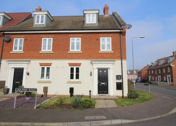 Thumbnail 4 bedroom town house for sale in Dolphin Road, Norwich