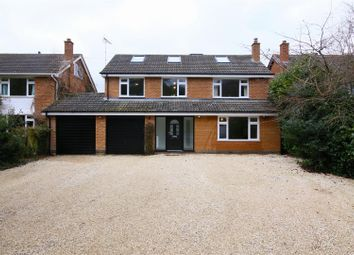 Thumbnail 7 bed detached house for sale in Rugby Road, Dunchurch, Rugby