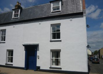Thumbnail 1 bed flat to rent in Victoria Street, Littleport, Ely