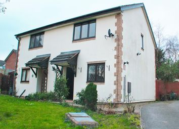 Thumbnail 2 bed semi-detached house for sale in Brushwood Avenue, Flint
