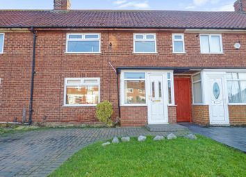 Thumbnail 3 bed terraced house for sale in Lincoln Road, Redcar