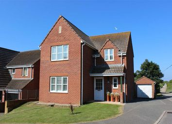 Thumbnail 4 bed detached house for sale in Hill Top Way, Newhaven