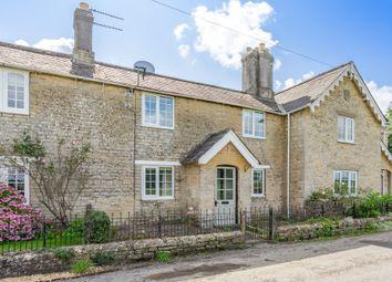 Thumbnail 3 bed terraced house for sale in Grittleton, Chippenham