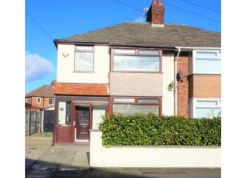 Thumbnail 3 bed semi-detached house for sale in Vincent Road, Rainhill