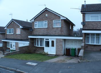 Thumbnail 3 bed link-detached house for sale in Torkard Drive, Nottingham
