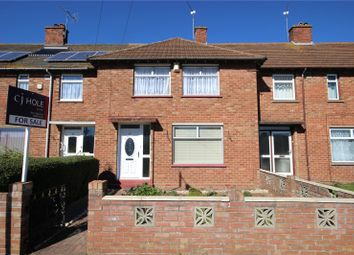 Thumbnail 3 bed terraced house for sale in Greystoke Avenue, Bristol