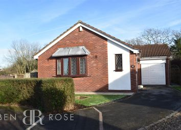 Thumbnail 2 bed bungalow for sale in Rowan Croft, Clayton-Le-Woods, Chorley