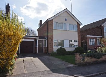 Thumbnail 3 bed detached house for sale in Priory Road, Loughborough