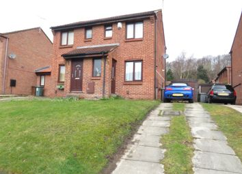 Thumbnail 1 bed semi-detached house for sale in Abbeydale Garth, Leeds