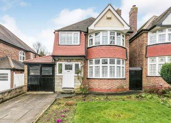 Thumbnail 3 bed detached house for sale in Wood Lane, Handsworth, Birmingham, West Midlands