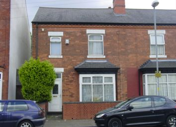 Thumbnail 5 bedroom semi-detached house to rent in Willmore Road, Birmingham