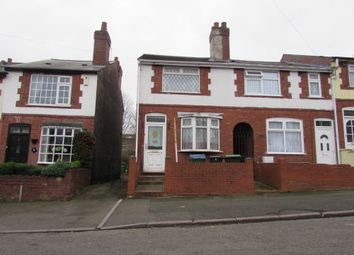 Thumbnail 2 bedroom terraced house for sale in Fisher Road, Oldbury
