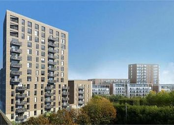 Thumbnail 2 bed flat for sale in Parkside Court, 15 Booth Road, London