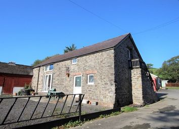 Thumbnail 2 bed flat to rent in Capel Bangor, Aberystwyth