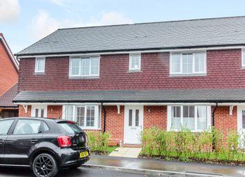 Thumbnail 3 bed terraced house for sale in Wheatfields, Ashford, Kent