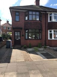 Thumbnail 2 bed semi-detached house to rent in Northam Road, Stoke On Trent