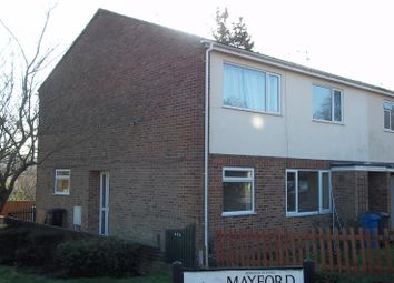 Thumbnail 2 bedroom flat to rent in Mayford Road, Poole