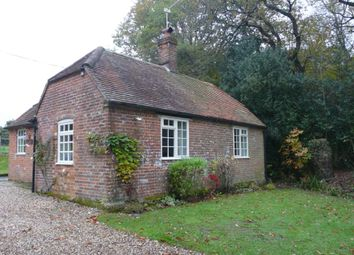 Thumbnail 1 bed detached bungalow to rent in Earlstone Common, Burghclere, Newbury