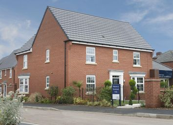 "Thumbnail 4 bedroom detached house for sale in ""Layton"" at Brookfield, Hampsthwaite, Harrogate"