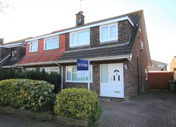 Thumbnail 3 bed semi-detached house to rent in Cowan Way, Widnes
