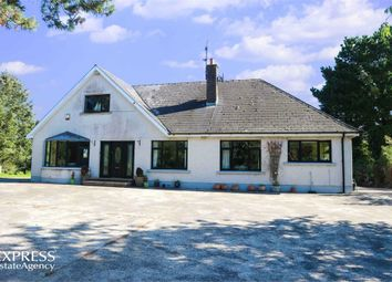 Thumbnail 5 bed detached bungalow for sale in Ballywalter Road, Greyabbey, Newtownards, County Down