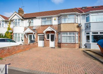Victoria Garden, Hounslow, Middlesex TW5. 3 bed terraced house