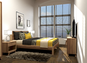 Thumbnail 1 bed flat for sale in Signature Mill - Victoria Mill, Lower Vickers Street, Manchester